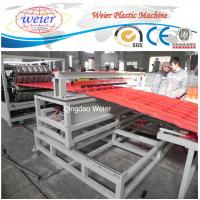 Wholesale pet roofing corrugated pvc roof tile composite roof tiles machinery from china suppliers