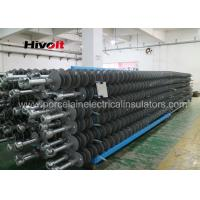 Wholesale 1000kV 300kN Composite Long Rod Insulator / Polymer Station Post Insulators For EHV Lines from china suppliers