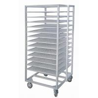 Wholesale 6 Tier Stainless Steel Food Trolley Food Service Stainless Steel Catering Trolley from china suppliers