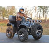 Buy cheap Large 250cc Water Cooled Utility Vehicles Atv With Cdi Electric Start System from wholesalers