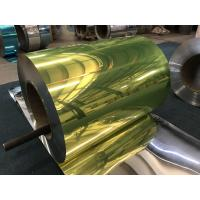 Quality 1100 1050  8011  0.2mm to 0.5 mm Mirror finished Surface  aluminium strip foil  for the light and lampshade for sale