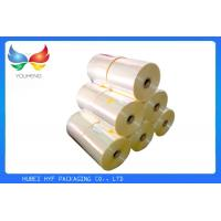 Wholesale Custom 40mic Heat Shrink Plastic Film Super Clear Soft Moisture Proof For Labels from china suppliers
