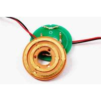 Wholesale JINPAT Customized Slip Ring Pancake Ultra Low Resistance Connnector Small And Precise Device from china suppliers