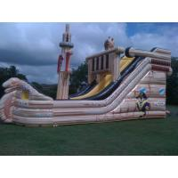 Wholesale Outdoor Inflatable Amusement Park, Inflatable Fairground For Kids from china suppliers
