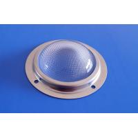 Quality 30w 50W Anti Glare Cree LED Lens 120 Degree For Flood Light , 78mm diameter for sale