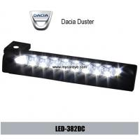 Wholesale Dacia Duster DRL LED daylight driving Lights auto front light retrofit from china suppliers
