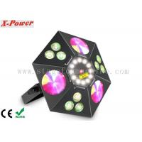 Wholesale LED Mushroom Light Multi-Color DiscoLight  5 in 1 RGBUV Effect Light  X83 from china suppliers