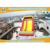 Wholesale Inflatable Sliding Water Commercial Inflatable Water Slide For Adults from china suppliers