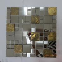 Buy cheap copper mosaci tiles with 304 stainless steel from wholesalers