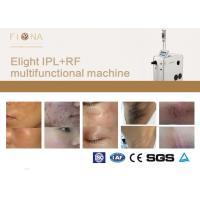 Wholesale Multifunctional SHR IPL Elight Hair Removal Machine 640nm 40 X 10mm Handle Spot from china suppliers