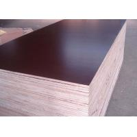 Wholesale The factory price of Brown Film Faced Plywood Waterproof Plywood concret shuttering plywood prices from china suppliers
