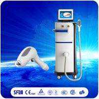 Wholesale 2017 Real Microchannel Diode Laser 808nm Hair Removal Machine White from china suppliers