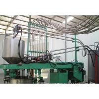 Wholesale Continuous Foaming Flexible Foam Production Line Horizontal For Mattress / Pillow from china suppliers