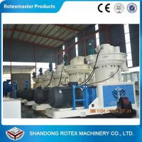 Wholesale 380v electiricty  power plant well used wood pellet machine 1-1.5t per hr from china suppliers