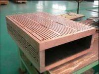 Buy cheap copper mould plate  made in china for export with low price and high quality on sale from wholesalers