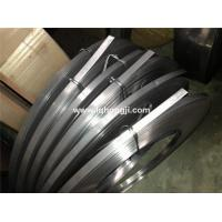 Wholesale Hot dipped galvanized cold rolled carbon steel steel strip coils from china suppliers