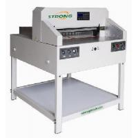 Wholesale Paper Guillotine Machine (6580EX) from china suppliers