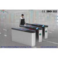 Wholesale Rfid Card Reader Subway Turnstile For Pedestrian Access Control , High Power from china suppliers
