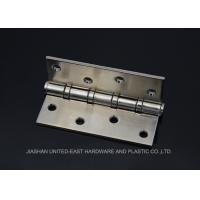 Wholesale Mechanical Bearing Flat Butt Hinge Detachable Adjustable For Wooden Gate Door from china suppliers