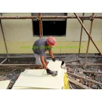 Wholesale CO2 700Kpa Green Extruded Polystyrene Foam Board for Heavy Load Industrial Floor from china suppliers