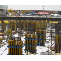 Wholesale Wall shuttering, Concrete column formwork, adjustable column formwork from china suppliers