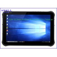 Wholesale Android Dual Boot intel Z8300 12.2Inch Windows Tablet Handheld with rj45 rs232 rs485 For Field Use from china suppliers
