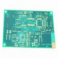 Wholesale 6-layer Printed Circuit Board with 1.6mm Thickness, Made of FR4, Immersion Gold Surface Processing from china suppliers
