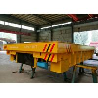 Wholesale Sand mold handling rail transfer wagon applied in the foundry plant from china suppliers