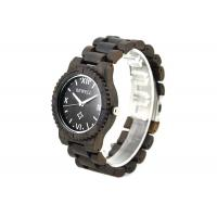 Wholesale Eco Sandalwood Simple Style Wooden Wrist Watch Logo Customized from china suppliers