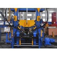 Buy cheap H Beam Three In One Machine For H Beam Assembly, Welding and Straightening Automatically from wholesalers