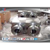Wholesale Custom Stainless Steel Forging Chemical Engineering Welding Tee Joint Pipe from china suppliers
