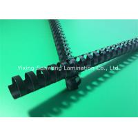 Quality 22MM Black Plastic Spiral Binding Combs For Documents / Presentations for sale