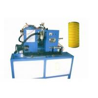 Wholesale Adjustable 1.5KW Air Filter Winding Machine for 70mm - 120mm Height Filter from china suppliers