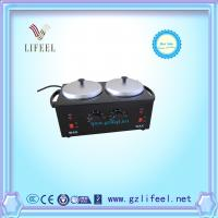 Wholesale Hair Removal Salon Use handheld Double Pot Wax Warmer Heater with Temperature Control from china suppliers