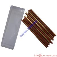 Wholesale 7 inch HB strip pencil with eraser MARCO, standard pencil from china suppliers