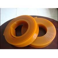 Wholesale 60shore A ~90 shore A hardness Flat Polyurethane squeegee for Screen Printing Squeegee PU from china suppliers