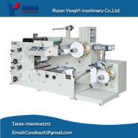 Wholesale The leading manufacturer of automatic label flexo printing machine in sale from china suppliers