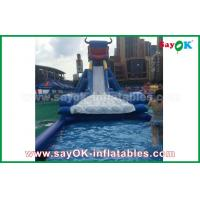 Wholesale Giant Inflatable Bull / Elephant Cartoon Bouncer Slide for Adults and Kids from china suppliers