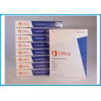Wholesale DVD + Key Card Microsoft Office pro 2013 plus 32 bit 64 bit 100 Activation from china suppliers