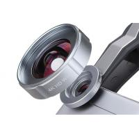 Quality Easy Install Mobile Phone Camera Lenses Optical Glass / Aluminium Alloy Material for sale