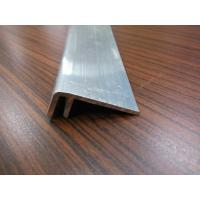 Wholesale 6063T5 Mill Finish Aluminium Angle Extrusions with Different Sizes Stock Mould from china suppliers