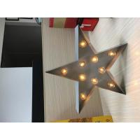 Wholesale High Brightness Romantic LED Letter Lights For Home / Xmas Decoration from china suppliers