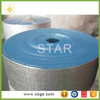 Wholesale XPE foam thermal insulation material aluminum foil backed from china suppliers