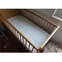 Wholesale Baby PVC Waterproof Crib Mattress Cover King Size Hypoallergenic from china suppliers