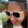 Buy cheap Summer Hot sale Bamboo Sunglasses TAC Mirror Polarized Sunglasses Bamboo Pins Eyewear from wholesalers
