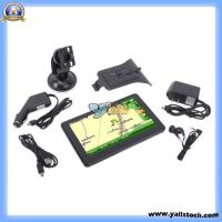 Wholesale 7-Inch TFT Touch Screen Car GPS Navigator with 2GB Memory Card-E03274 from china suppliers
