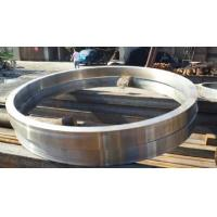 Wholesale OD 200-1200mm Carbon / Alloy Forged Steel Rings , ASTM Standard from china suppliers