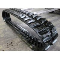 Quality Yanmar C6r Volvo Ec15rb Rubber Track 230*72*43 for Excavator for sale