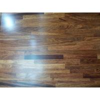 Quality Walnut Engineered Flooring (Fingerjoint) nature color for sale