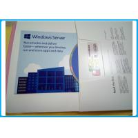 Wholesale Microsoft Windows Software Server 2016 Standard 64bit  DVD Sever 2016 standard OEM English full version from china suppliers